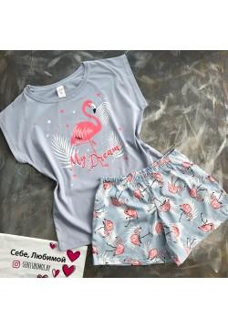 Хлопковая пижама - 2203