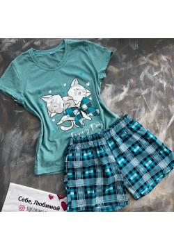 Хлопковая пижама - 2204