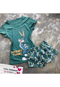 Хлопковая пижама - 2202