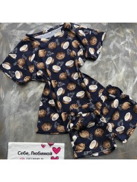Хлопковая пижама - 2205